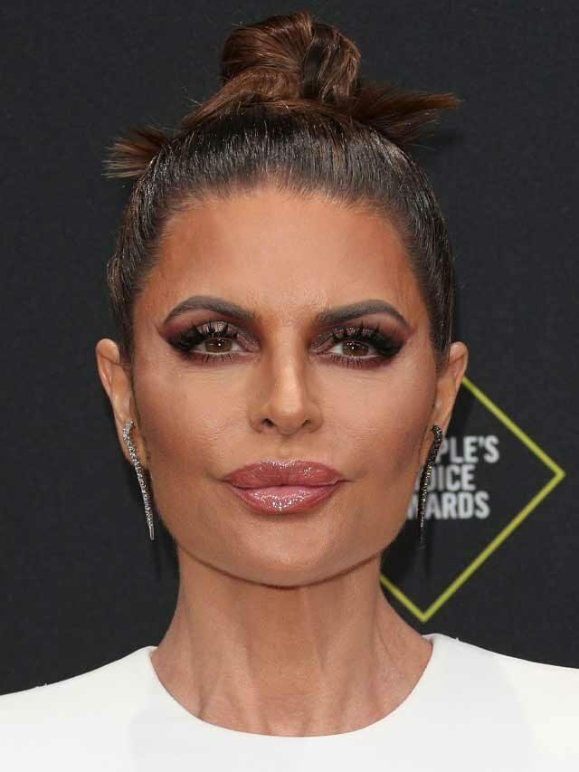 Lisa Rinna Claims She Wasn't Mean To Scott Disick